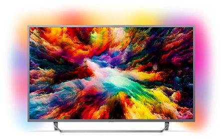 Telewizor Philips 55PUS7303 + dysk SSD Crucial MX500 250GB za 1zł
