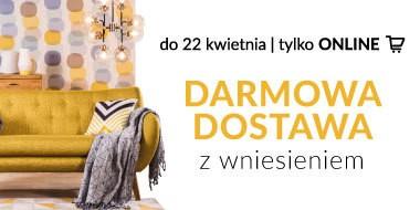 Darmowa dostawa i wniesienie mebli @ Agata Meble