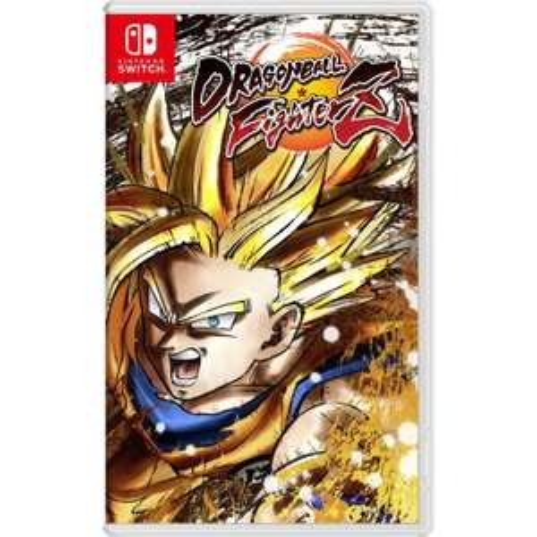 Dragon Ball FighterZ na Nintendo Switch w Amazon.es