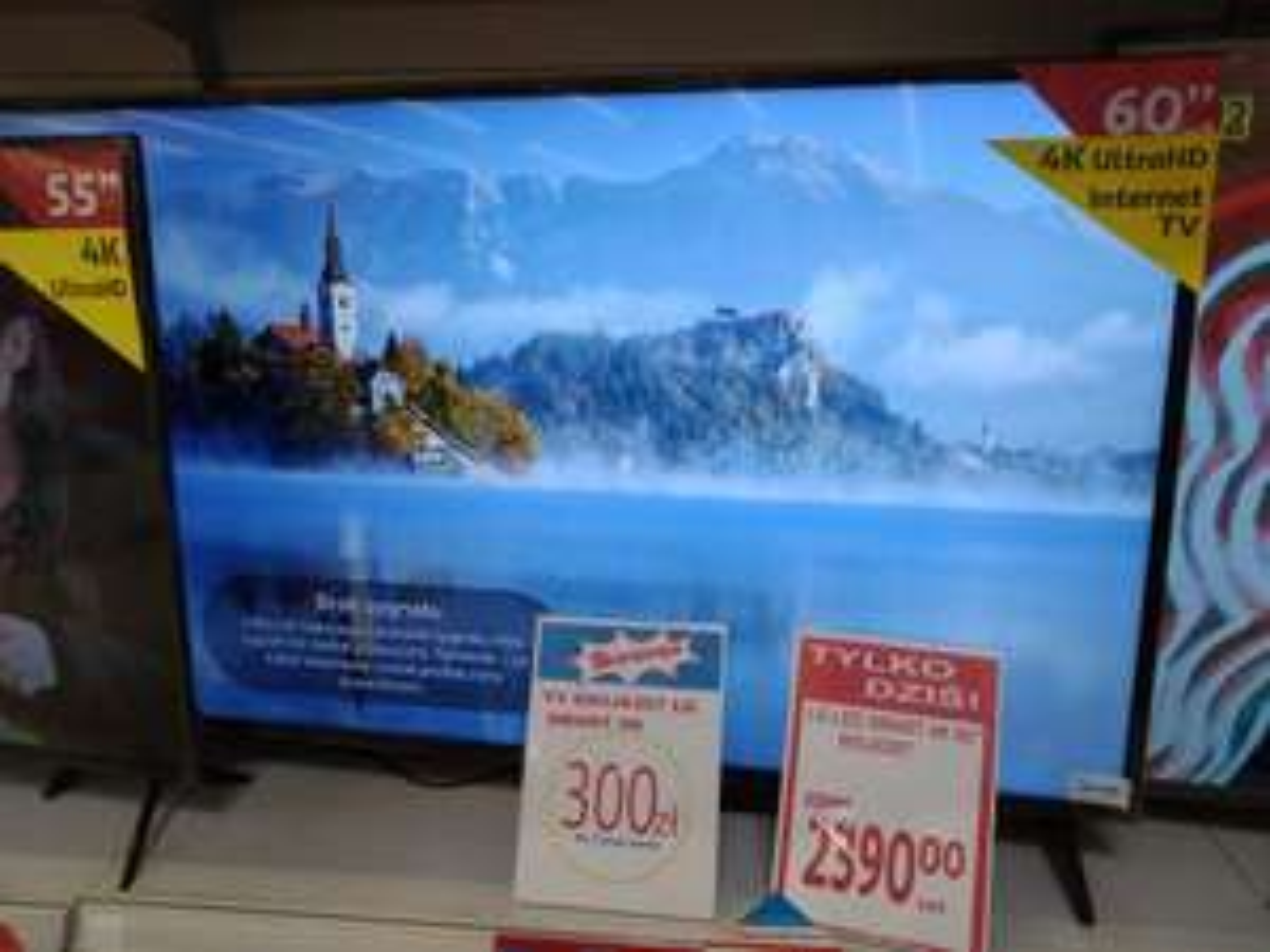 LG 60UJ6307 - Tychy Auchan