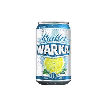 Za darmo -> Warka Radler 330ml [Łódź]