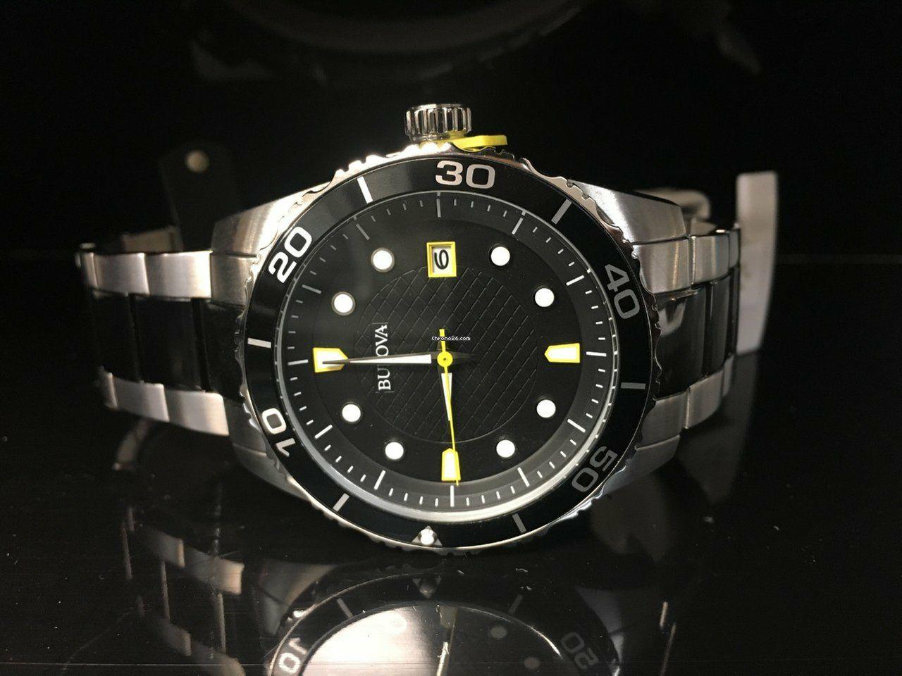 Zegarek męski Bulova 98A196