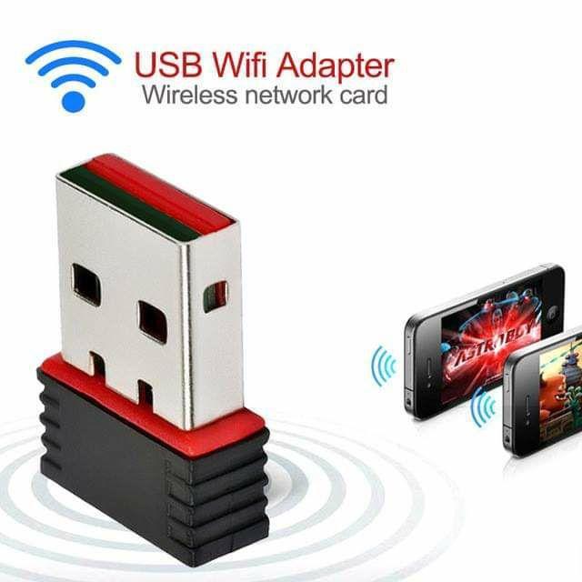 Odbiornik Wifi na USB