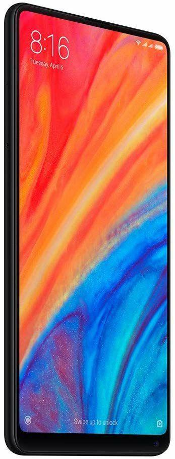 Xiaomi mi mix 2s dual sim 128 GB ram 6 GB czarny