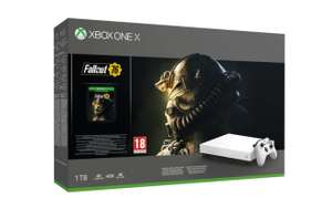 XBOX One X + Fallout 76 limited edition 1492 PLN