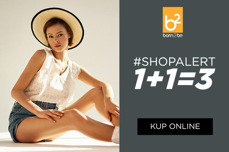 Born2be - 3 produkty w cenie 2 oraz Dodatkowo 20% na buty