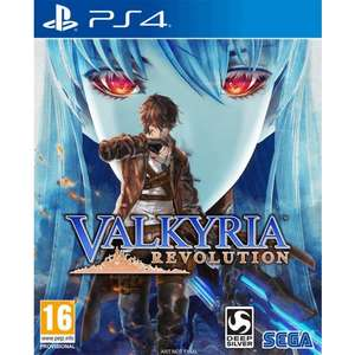 Valkyria Revolution / PS4