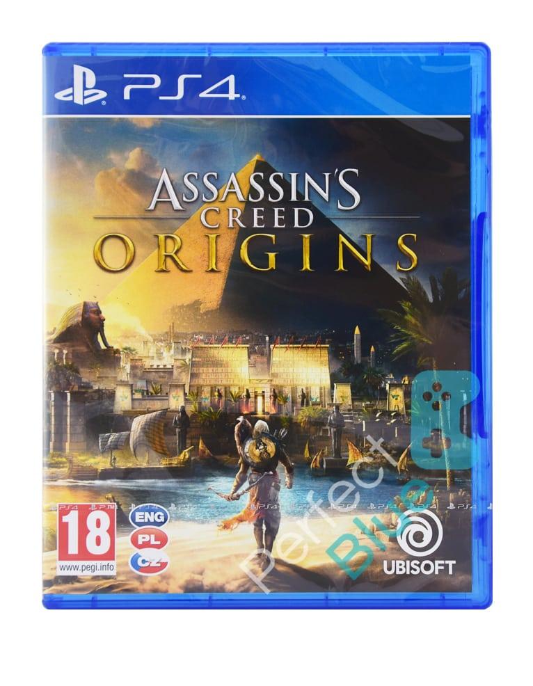 Asassin's Creed Origins PS4
