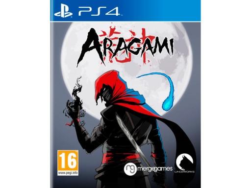 Aragami PS4 (Wersja pudełkowa)