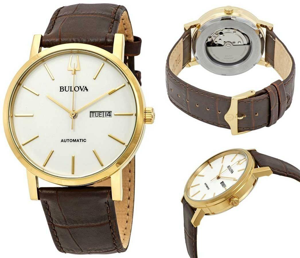 Zegarek Automatyczny Bulova 97C107