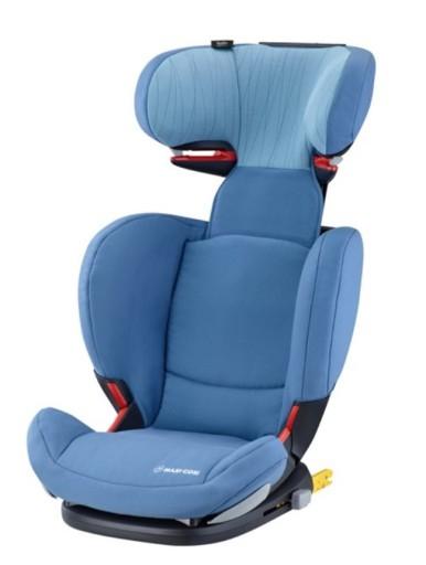Fotelik samochodowy Maxi-Cosi Rodifix (15-36kg) kolor: Frequency Blue (+ochraniacz)