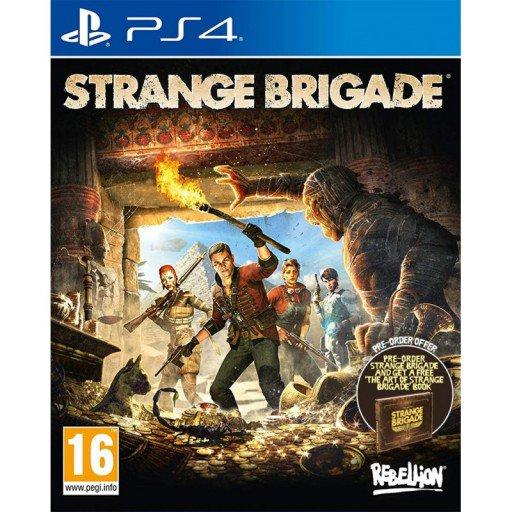 Strange Brigade PS4/Xbox One