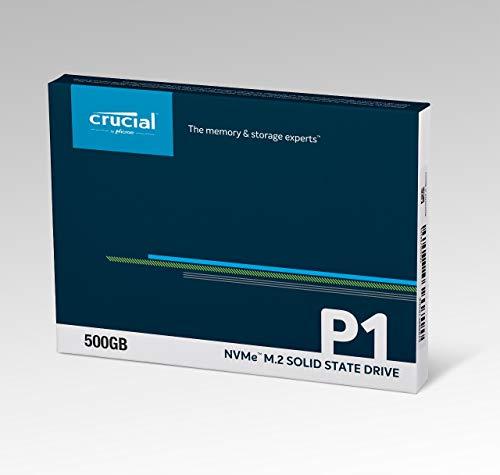 Dysk SSD Crucial P1 500GB M.2 PCIe x4 NVMe Amazon.de
