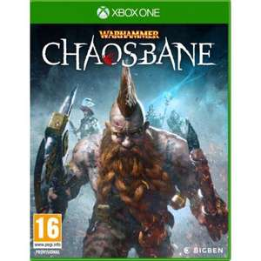 WARHAMMER CHAOSBANE Xbox One/PS4