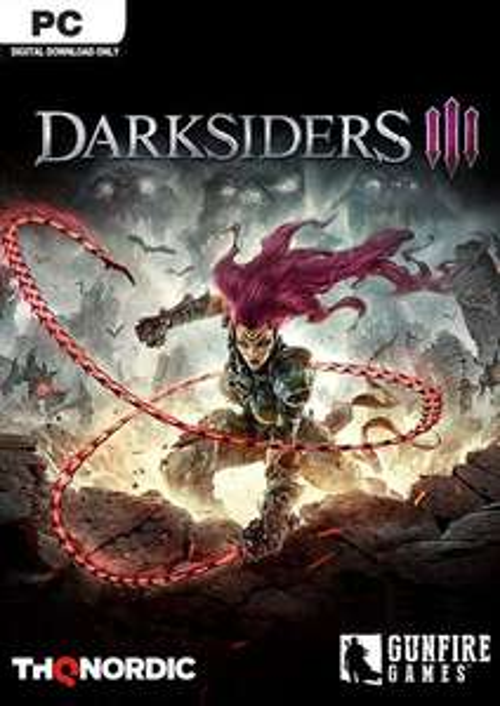 Darksiders III 3 PC kod