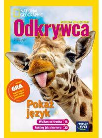 National Geographic Odkrywca - 10% prenumerata (magazyn dla dzieci 8-12 lat)