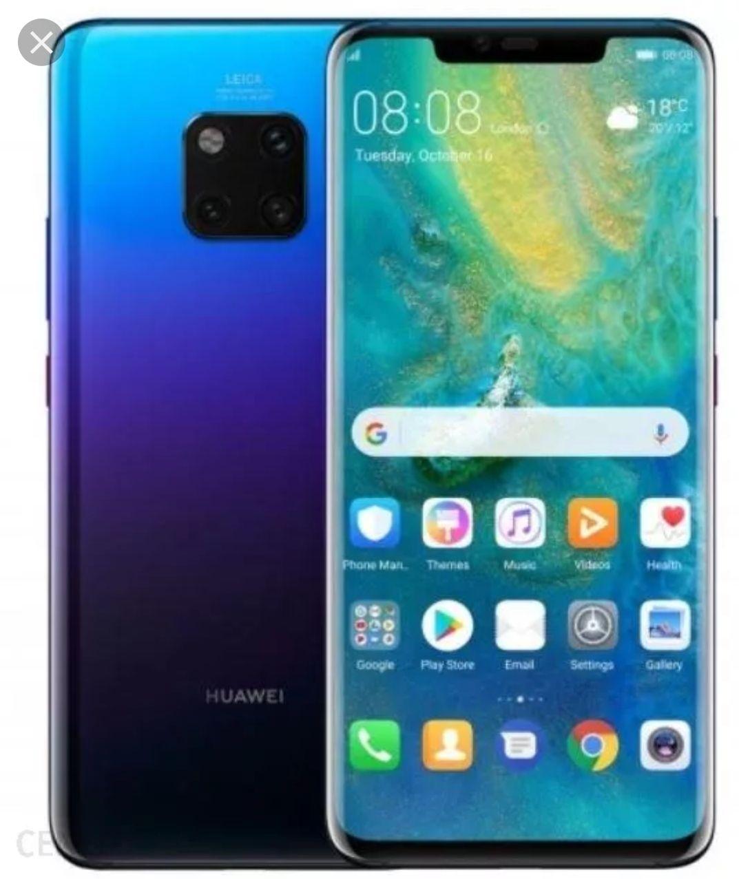 Huawei Mate 20 pro twilight w Neonet