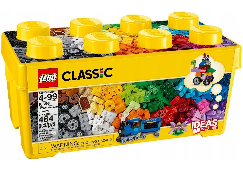 Zestaw 484 Klocków Lego Allegro Smart Pepperpl