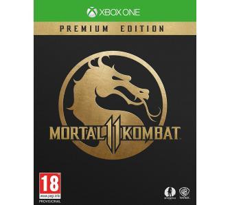 Mortal Kombat 11, premium edition, XBOX ONE, RTV EURO AGD