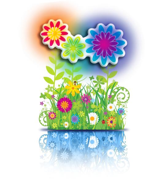 Lampka Dumel Discovery Kwiatowy ogród za 25,50zł @ Maleomi