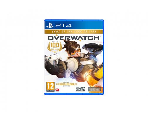 Overwatch GOTY PL PS4