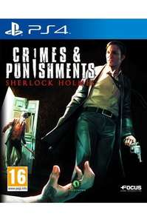 Sherlock Holmes: Zbrodnia i kara / PS4