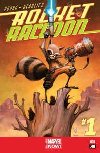 Komiks Rocket Raccoon za darmo @ Comixology