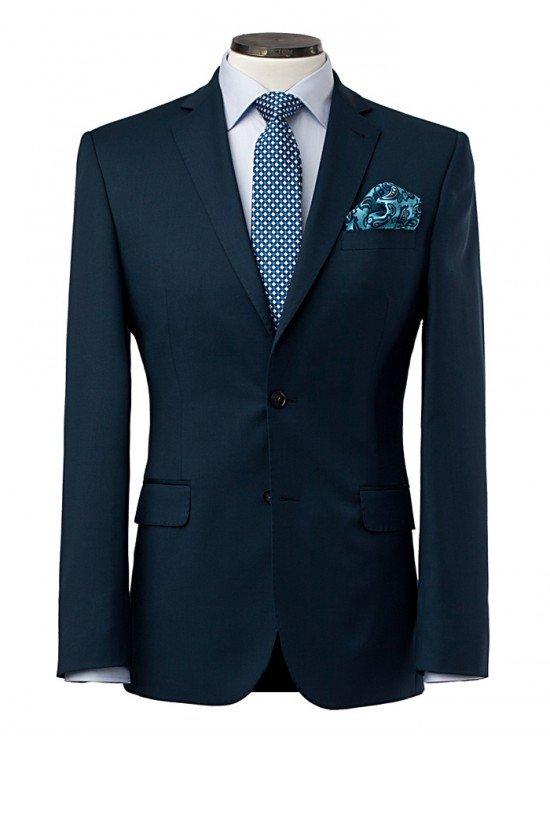 Wełniany garnitur za 399zł (cztery modele) @ Bytom
