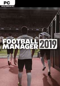 Football Manager 2019 PC/Mac