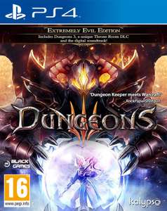 Dungeons 3 / Extremely Evil Edition + DLC / PS4