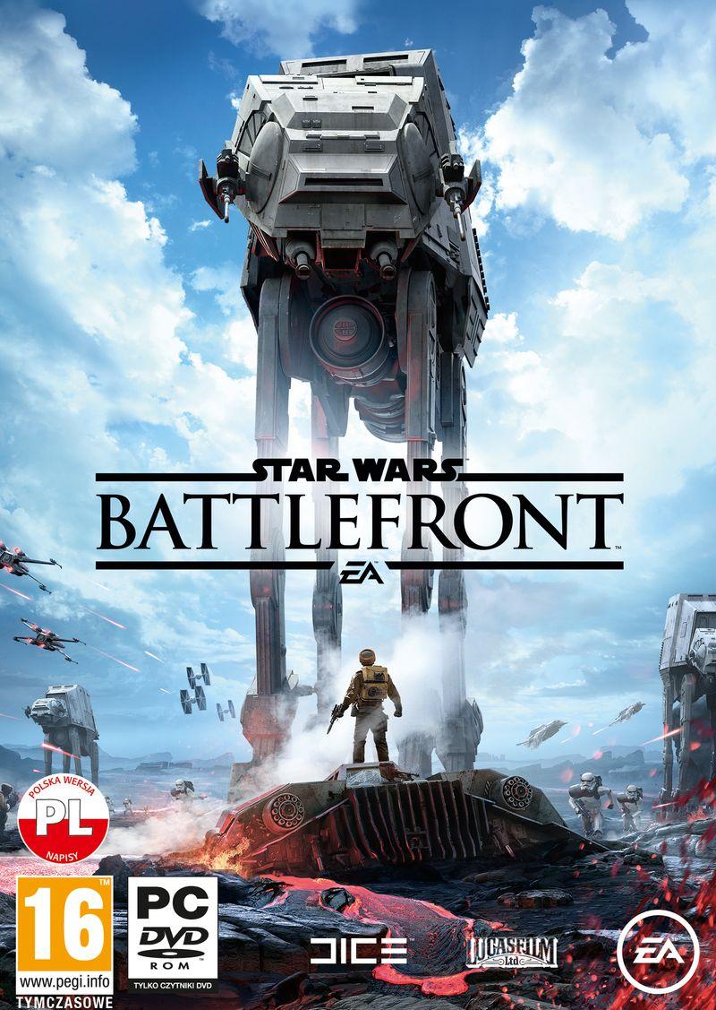 Gra PC Star Wars Battlefront + Bitwa o Jakku + darmowy kurier!!! @ Media Expert