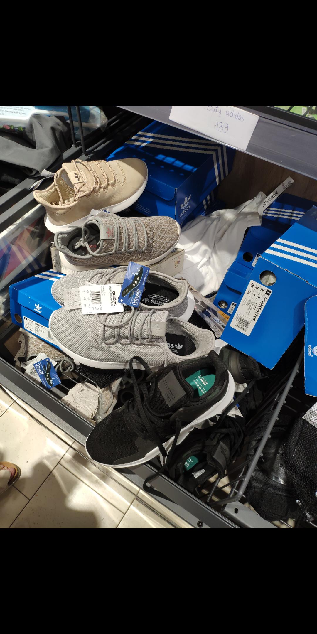 Buty Adidas Tubular/EQT