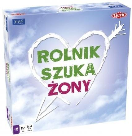 Rolnik szuka żony, gra planszowa, Stokrotka Białystok