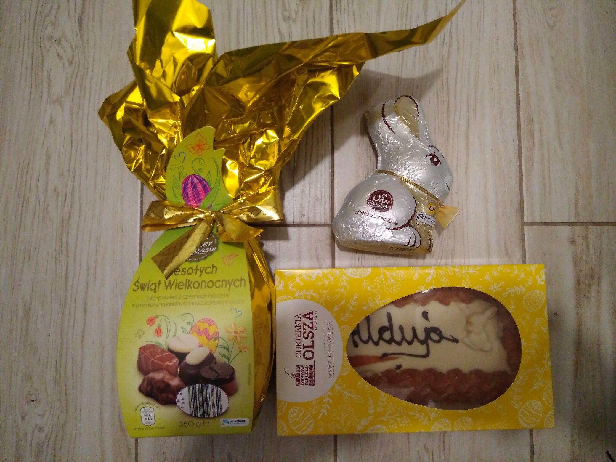 Świąteczne smakołyki Aldi (Tychy)