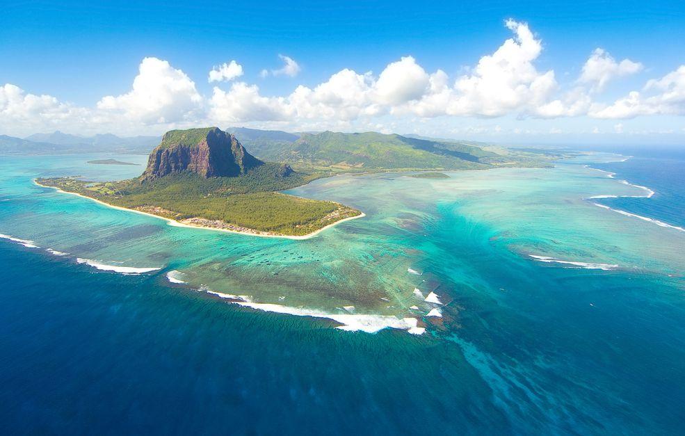 9 dni Mauritius z W-wy z noclegiem i biletem lotniczym za osobę (maj-czerwiec)
