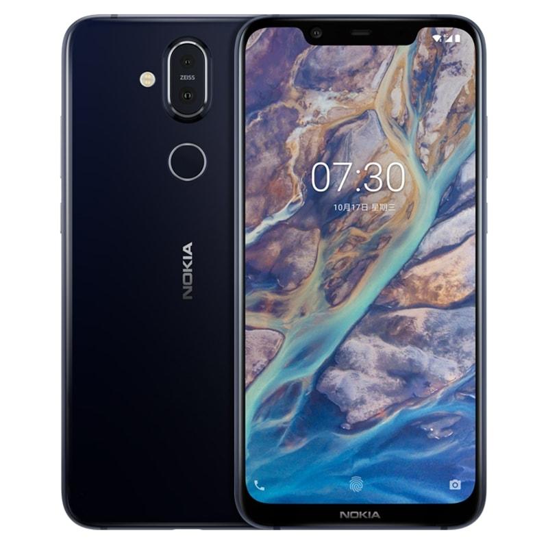 Nokia 8.1, program Android One