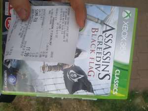 Assassin's Creed Black Flag , Dishonoured  [Xbox 360] @ Biedronka