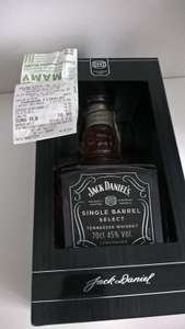 Jack Daniel's Single Barrel Select 0,7 Stokrotka