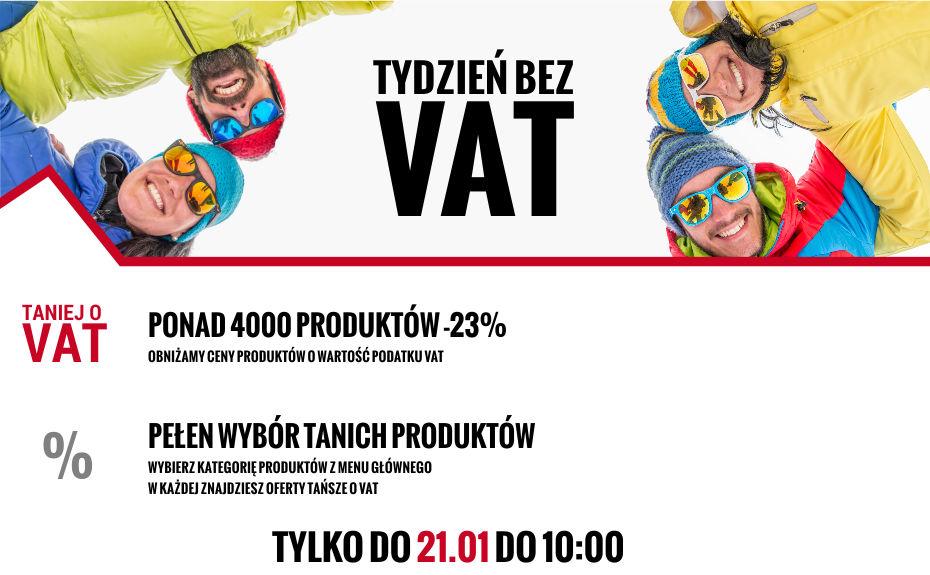 Tydzień bez VAT @ Skalnik