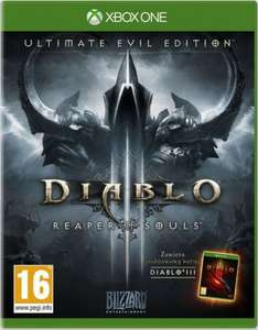 Diablo 3 III Ultimate XBOX ONE