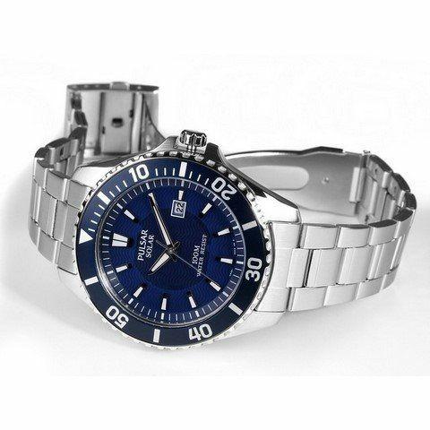 Zegarek Pulsar PX3033X1  Solar