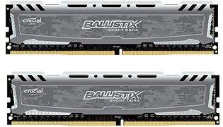 Pamięć Ballistix Sport LT, DDR4, 16 GB,3000MHz, CL16 (BLS2K8G4D30BESBK