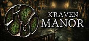 Kraven Manor [PC, Steam] GRATIS @ Indie Gala