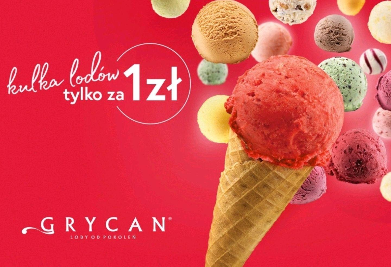 Kulka lodów Grycan za 1 zł - Tylko Wrocław, Teatralna