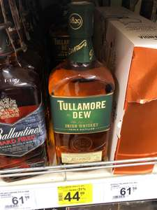 Whiskey Tullamore Dew | 0,7L | Carrefour
