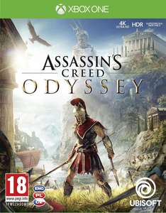 Assassin's Creed: Odyssey PL + Bonus Xbox One
