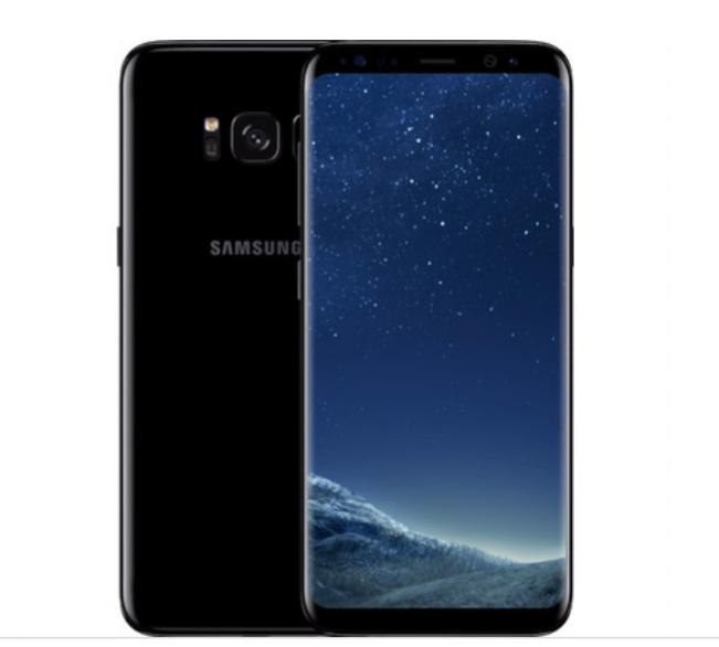 Nowy Samsung Galaxy S8 czarny
