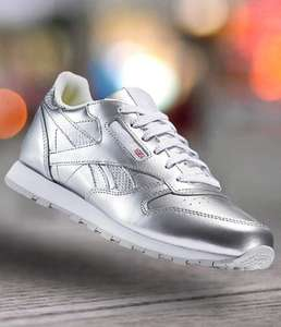 Reebok Classic Leather Metallic damskie buty