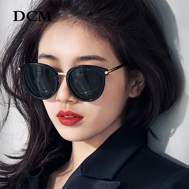 Cebulowe damskie okulary z UV400