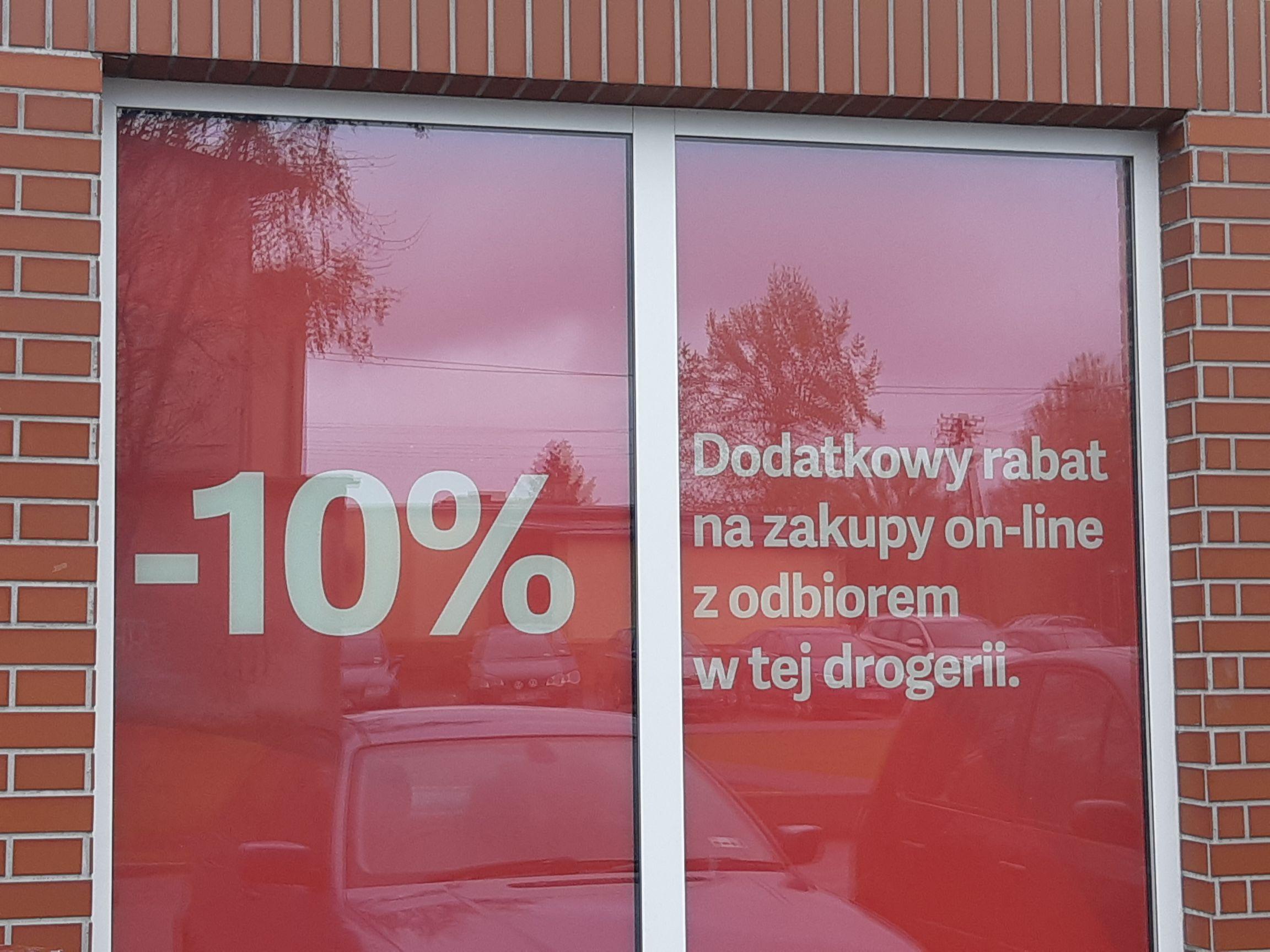 Rossmann - Kuźnia Raciborska (-10% online, rabaty do 60%, darmowy makijaż i inne)